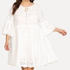 Beautiful eyelet dress